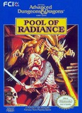 Dungeons & Dragons: Pool of Radiance (Nintendo Entertainment System)